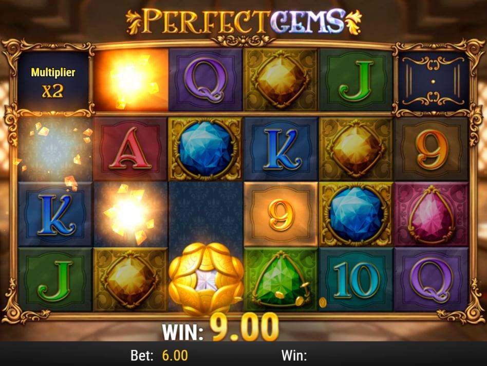 Perfect Gems slot game