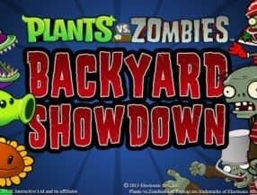 Plant Vs Zombies slot game