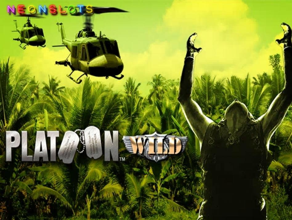 Platoon Wild slot game
