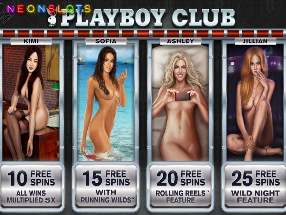 Playboy slot game