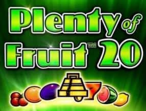 Plenty of Fruit 20