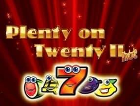 Plenty on Twenty II slot game