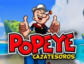 Popeye Cazatesoros slot game