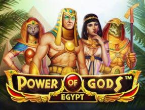 Power of Gods: Egypt slot game
