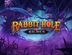 Rabbit Hole Riches slot game