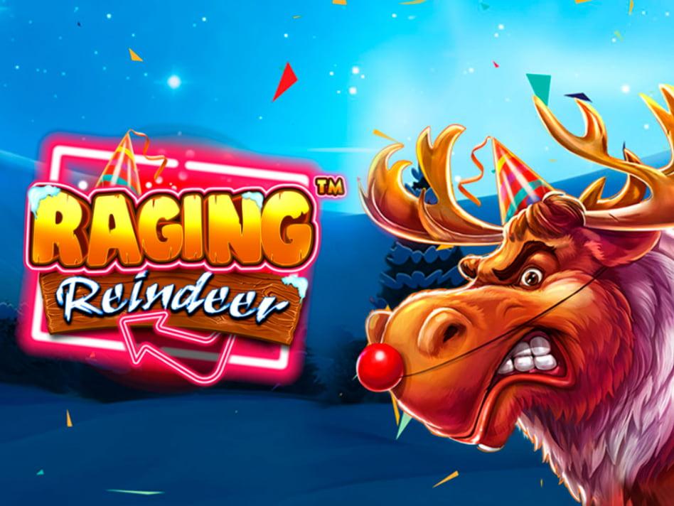 Raging Reindeer slot game