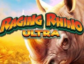 Raging Rhino Ultra slot game
