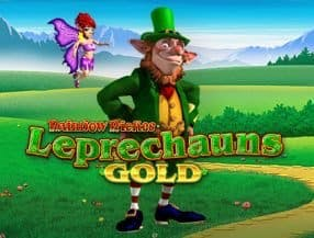 Rainbow Riches Leprechaun Gold