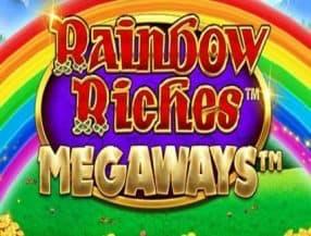 Rainbow Riches Megaways slot game