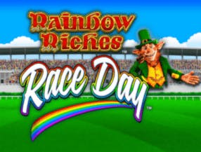 Rainbow Riches Race Day slot game