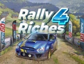 Rally 4 Riches slot game