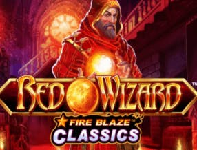 Red Wizard slot game