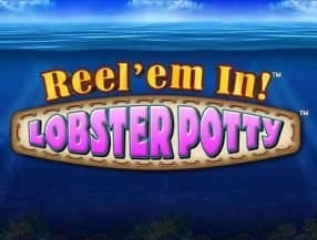 Reel 'em In Lobster Potty