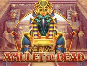 Rich Wilde and the Amulet of Dead slot game