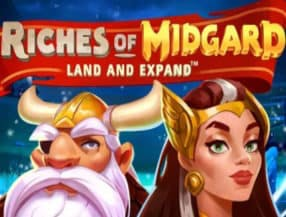 Riches of Midgard: Land and Expand slot game