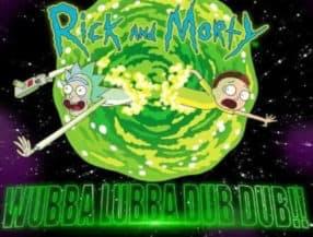 Rick and Morty Wubba Lubba Dub Dub