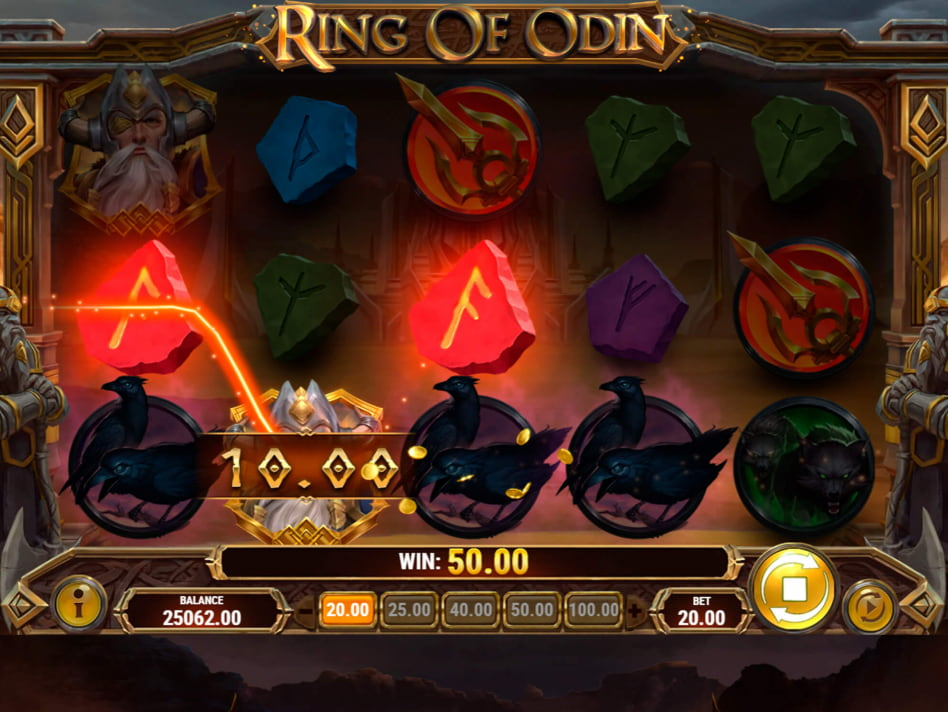 Ring of Odin slot game