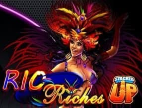 Rio Riches - Stacked Up slot game