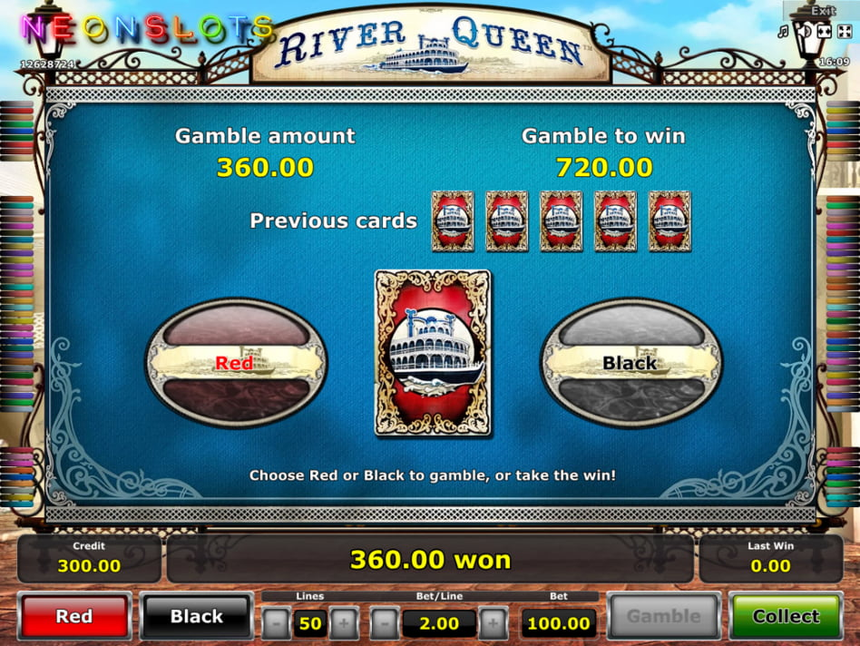 River Queen slot game