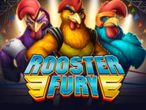 Rooster Fury slot game