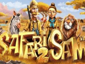 Safari Sam 2 slot game