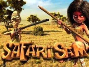 Safari Sam slot game