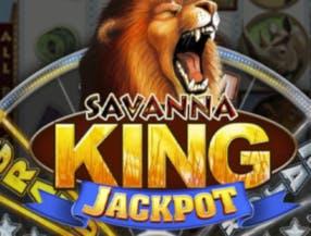 Savanna King Jackpot slot game