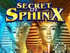 Secret of Sphinx slot game