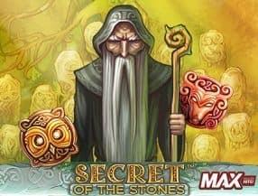 Secret of the Stones MAX slot game