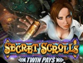 Secret Scrolls slot game