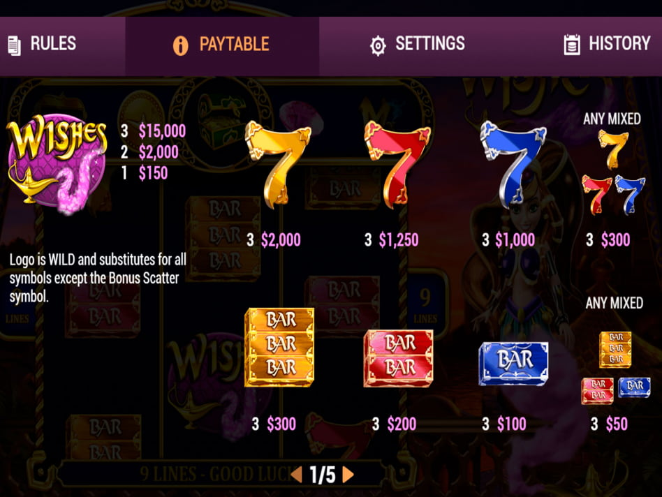 She's a Rich Girl slot game