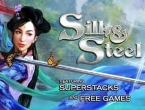 Silk And Steel slot game