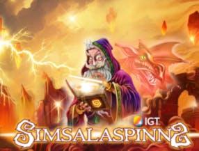 Simsalaspinn 2 slot game