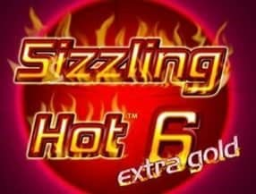 Sizzling Hot 6 extra gold slot game