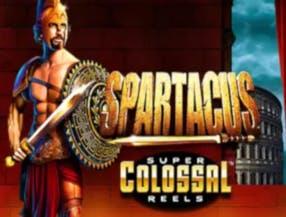 Spartacus Super Colossal Reels slot game
