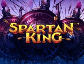 Spartan King slot game