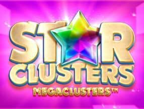 Star Clusters Megaclusters slot game
