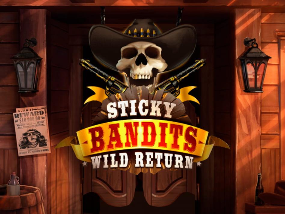Sticky Bandits Wild Return slot game