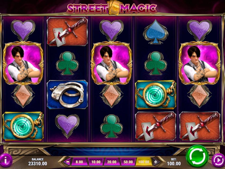 Street Magic slot game