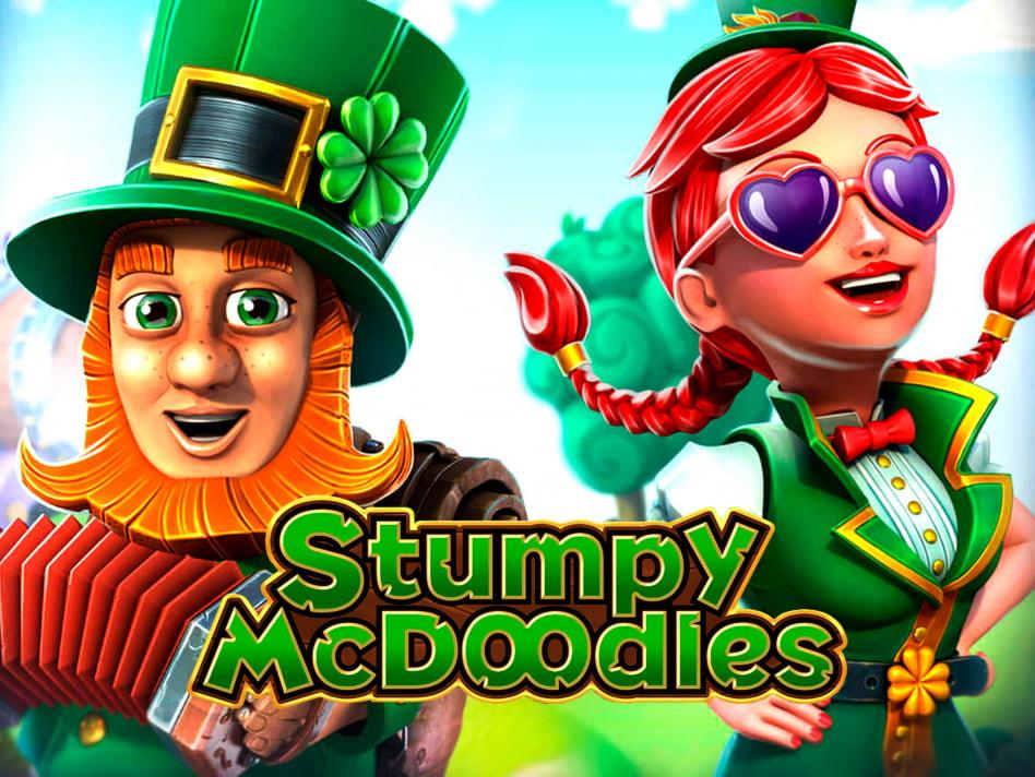 Stumpy Mcdoodles slot game