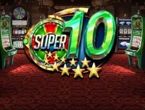 Super 10 slot game