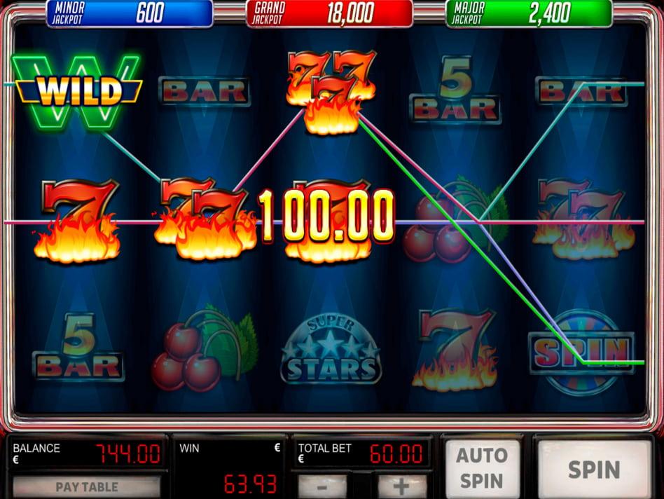 Super 12 Stars slot game
