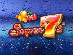 Super 7s slot game