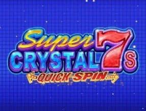 Super Crystal 7s slot game