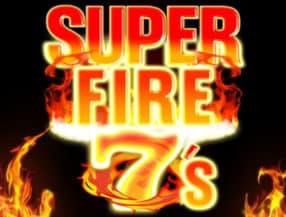 Super Fire 7s slot game