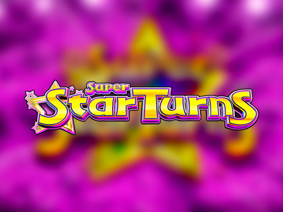 Super Star Turns slot game