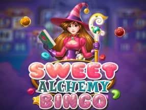 Sweet Alchemy Bingo slot game
