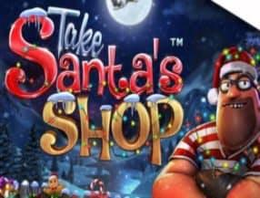 Take Santa's Shop slot game