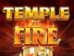 Temple of Fire slot game