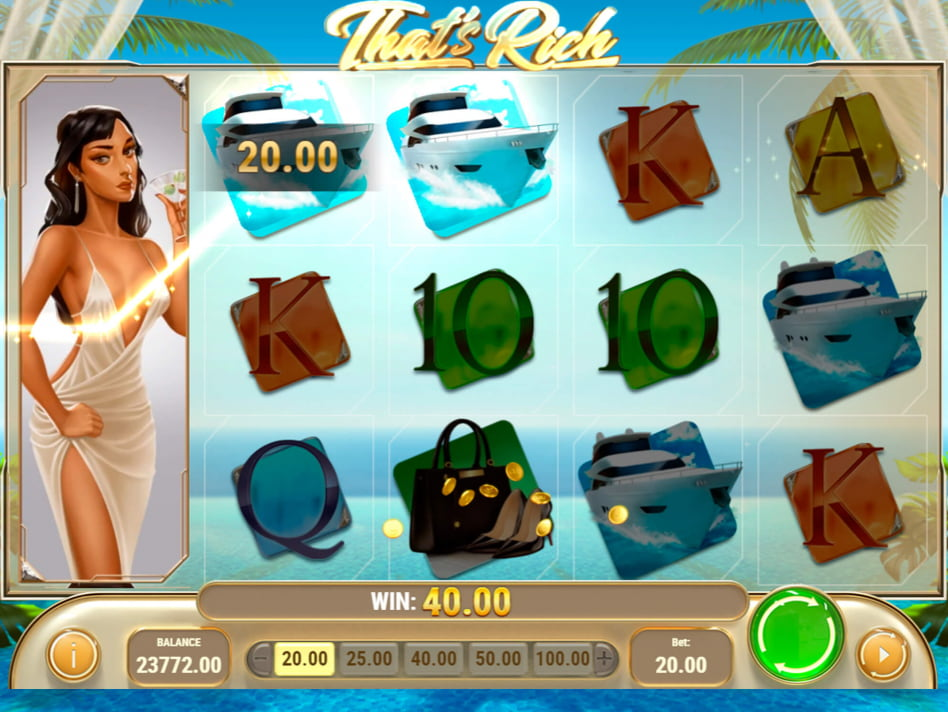 That's Rich slot game